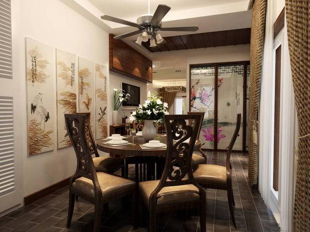 公寓式餐厅 餐厅效果图,家装效果图,装修效果图,室内设计效果图,