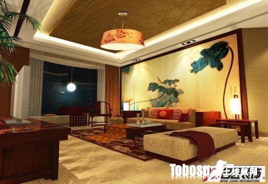 维也纳别墅 客厅 效果图,家装效果图,装修效果图,室内设计效