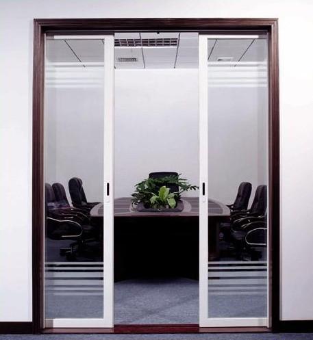 门窗:玻璃门