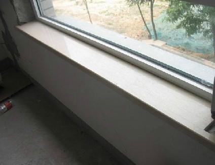 大理石:窗台石