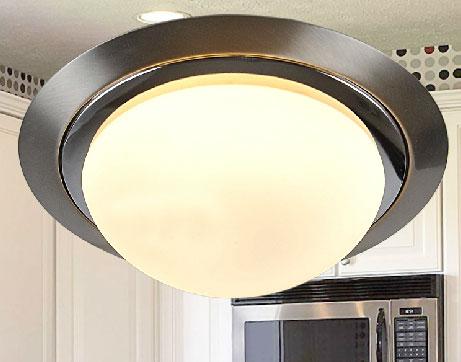 灯具:餐厅吸顶灯