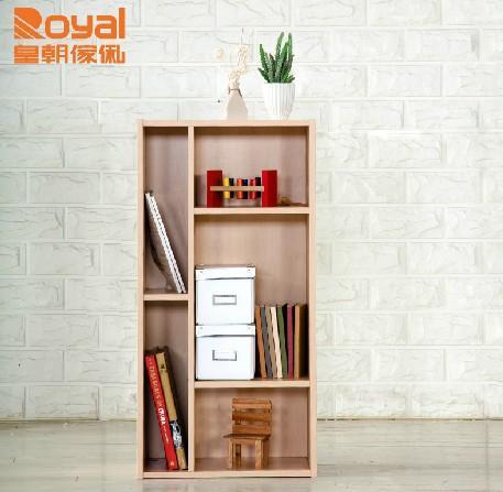 皇朝家私 三包到家 简易创意书柜置物橱架
