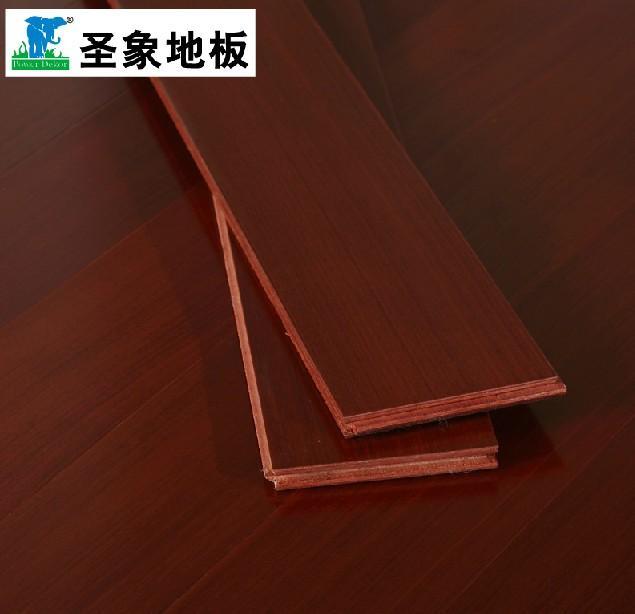 圣象安德森多层实木复合地板 WM9196栾叶苏木